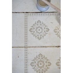 Stencil Filigree motif 9...