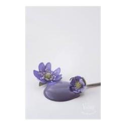 Dark Lavender Vintage Paint