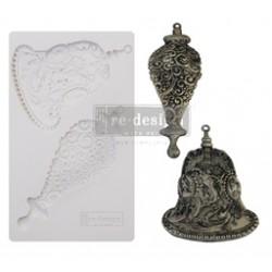 Moulds Silver Bells Vintage...