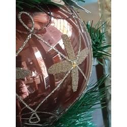 Decorazione palla di vetro...